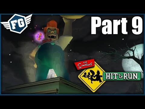 NEJHORŠÍ MISE VE HŘE - The Simpsons Hit & Run #9