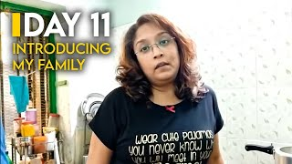 INTRODUCING MY FAMILY|LUNCH TO DINNER VLOG|SIMPLE LIFESTYLE WITH ME