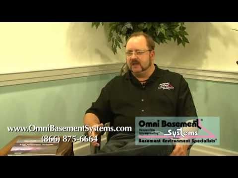 Owner Pete Karreman talks about Omni Basement Systems so you learn a little more about us.