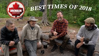 Camping with JOE ROBINET, MY SELF RELIANCE, DOUG OUTSIDE, and MORE!