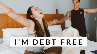 I Paid Off $200,000 In Debt In 2 Years | Debt Freedom | Aja Dang
