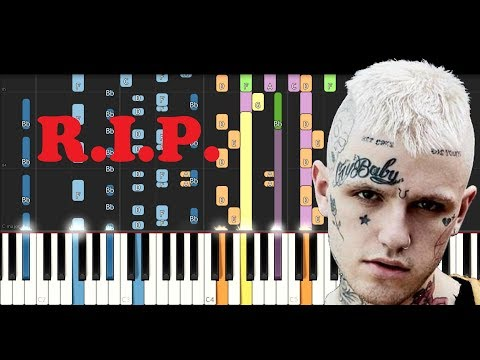 Lil Peep - Benz Truck (Orchestra Remix TRIBUTE) R.I.P.