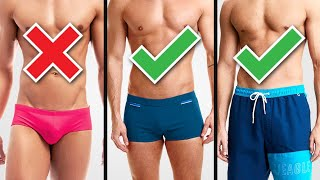 Stylish Swimwear? 5 Tips To Look INSTANTLY Better In A Swimsuit
