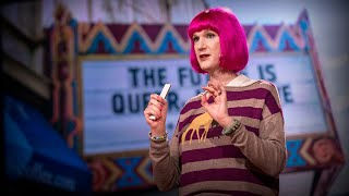 Go ahead, dream about the future | Charlie Jane Anders