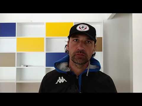 Modena-Arezzo 3-1, intervista a mr Gorgone