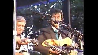 """Bluegrass Album Band """"Big Spike Hammer"""" 1988 Grass Valley, CA"""