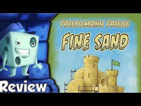 Fine Sand Review -  with Tom Vasel