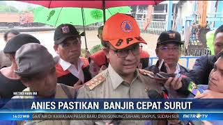 Breaking News - Jakarta Banjir Lagi