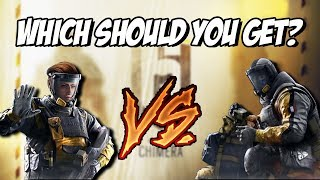 LION VS FINKA Which Operator Should You Get First? - Rainbow Six Siege