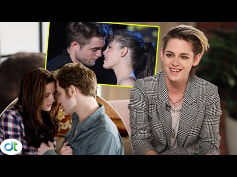 Kristen Stewart looks forward to the reunion of kisses with Robert Pattinson for the Midnight Sun