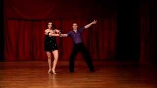 Aggie DanceSport Team - Baila Baila - Samba