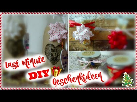 LAST MINUTE GESCHENKIDEEN 🎁 | DIY CHRISTMAS GIFTS | #XMASwithJENESSA 🎅🏻 | Jessi xoxo