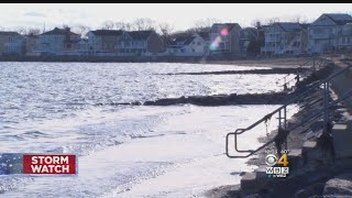 Quincy Residents Face Another Nor'easter After Being Exhausted By Two In 10 Days