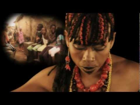 "Aimee Laryss Moseka ""Africana Hear me ""the first Official Video clip"