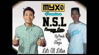 Nasayang Lang By Omek ft. BOGA  ( B.D.K )
