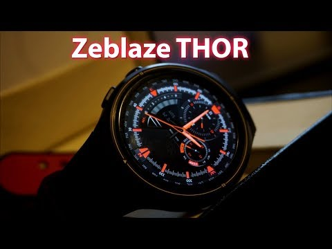 Video review and Unboxing of Zeblaze THOR
