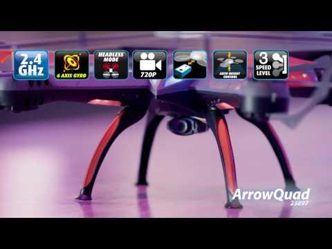 Drona Revell Control ArrowQuad 23897