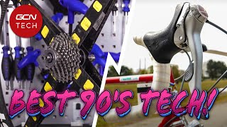 What Was The Coolest Bike Tech From The 90s?   GCN Tech Show 195