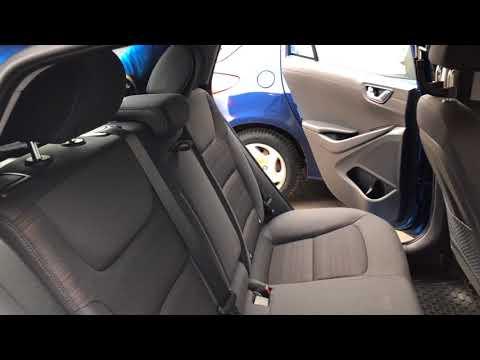 Hyundai Ioniq autositzbezuege nach mass by Albert