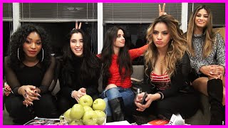 Fifth Harmony Sing-A-Long To Reflection - Fifth Harmony Takeover Ep. 57
