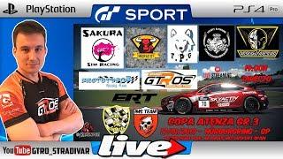 🔴 GT SPORT - DIRECTO | COPA ATENZA GR3 - NURBURGRING GP | GTro_stradivar Carrera Online