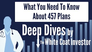 What You Need To Know About 457b plans