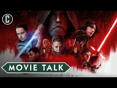 Star Wars: The Last Jedi First Reactions; Golden Globe Nominations - Movie Talk
