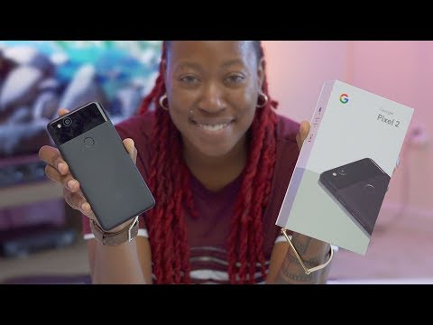 Google Pixel 2 Unboxing + First Impressions