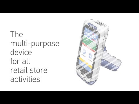 Datalogic Joya Touch A6 | The multi-purpose device for all retail store activities