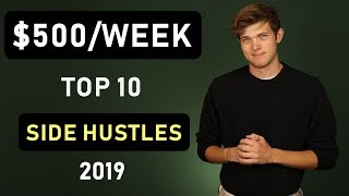 10 Uncommon Side Hustles To Make Money (2020)