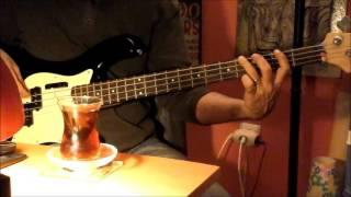 Def Leppard - Don't Believe A Word 4TP bass ezgi yorumu 16062016