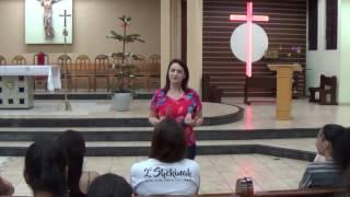 Pregação: O Espírito Santo (Paráclito) - Grupo de Jovens Desbravadores da Fé (27.11.2016)