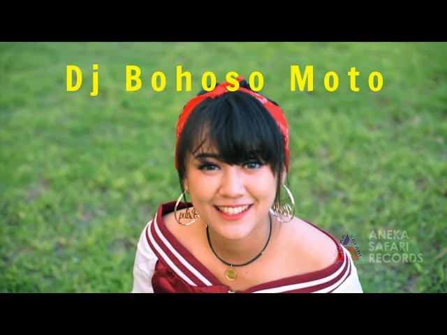 Happy Asmara - Bohoso Moto ( Official Music Video ANEKA SAFARI )