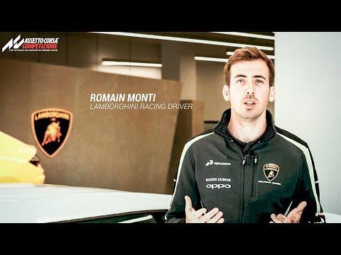 Assetto Corsa Competizione: Ein Renn-Ratschlag von Romain Monti