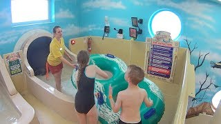 Sandcastle Waterpark In The UK (English Music Clip!)