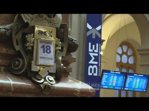 El Ibex 35 cierra al alza un 0,31 % en los 9.031 puntos