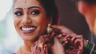 Sri Ganesh & Barathy - Wedding Film Montage | Enna Sona & Anbil Avan