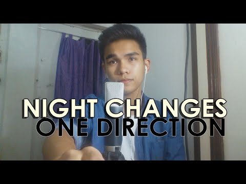 NIGHT CHANGES - One Direction (Cover By Josh Adornado) Mp3