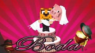 Mi Tarta De Bodas | Build Battle Minecraft | Con Sara Y Exo