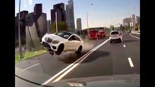 Car Crash Dashcam Compilation 2018 Russia // USA // Europe