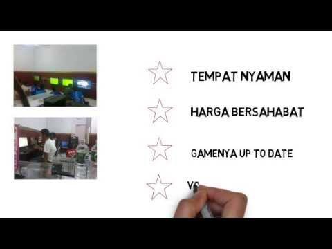 Video Rental PS + Warnet