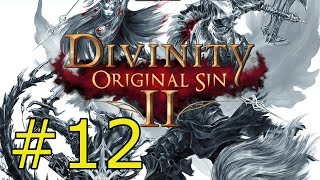 Divinity Original Sin 2: Part 12: Learning To Bless(Alpha Gameplay/Early Access)