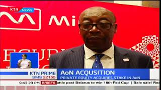 Aon Acquisition: Firm 'bought' out by capital works