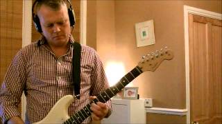 New town Velocity Johnny Marr guitar cover.