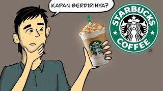Kisah Inspiratif Asal Usul Kopi Starbucks