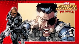 [SHP] 19 ประวัติ Nick Fury ตำนานทหารกล้า สู่หัวหน้าหน่วย S.H.I.E.L.D. !!