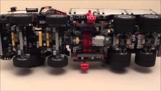 土炮 Lego Technic 42043 Rc