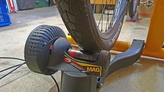 Mythos-Check: Man darf keine normalen Reifen auf einem Rollentrainer benutzen - stimmt das?