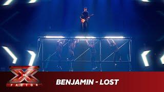 Benjamin synger 'Lost' - Frank Ocean (Live) | X Factor 2019 | TV 2