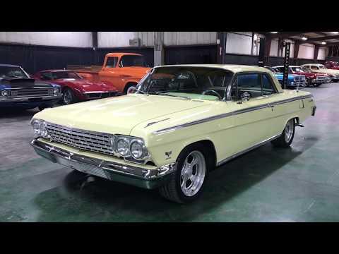 Video of '62 Impala - R1VT